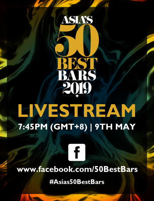 The World's 50 Best Bars 2019 Livestream